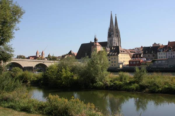 Jahninsel Regensburg